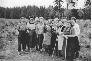 Als Zeitzeuginnen heute gesucht - Kulturfrauen